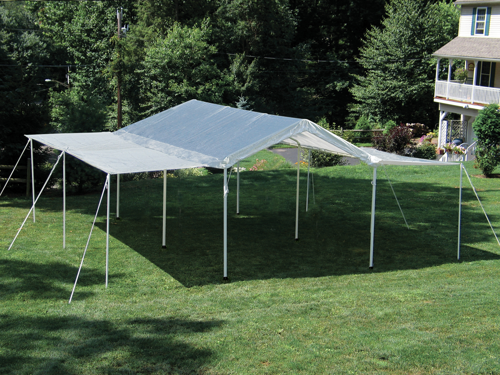Max AP™ Canopy 3 x 6,1 m - Extension and Sidewall Kit (CANOPY FRAME ...