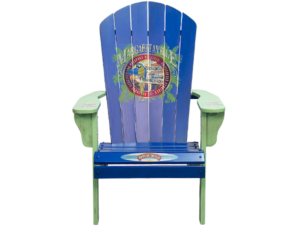 Margaritaville Patio Adirondack Chair