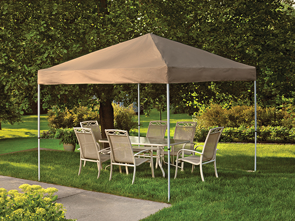 Straight Leg Pop Up Canopy & Pop-Up Canopies - ShelterLogic Corp. | Shade Shelter and Storage