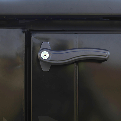 Versa-Shed handle
