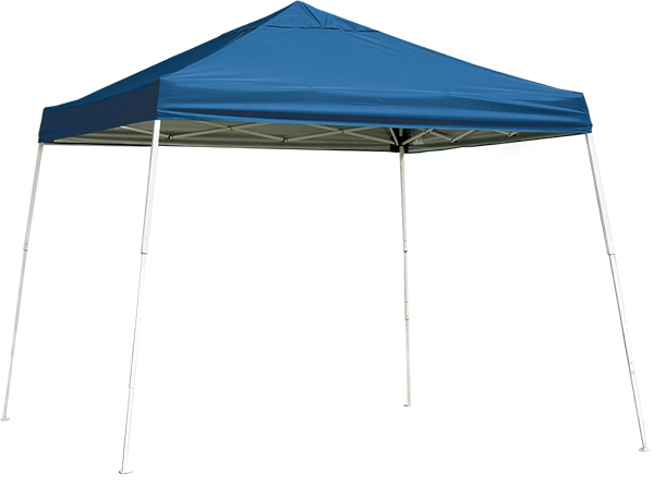 Blue Pop Up Canopy