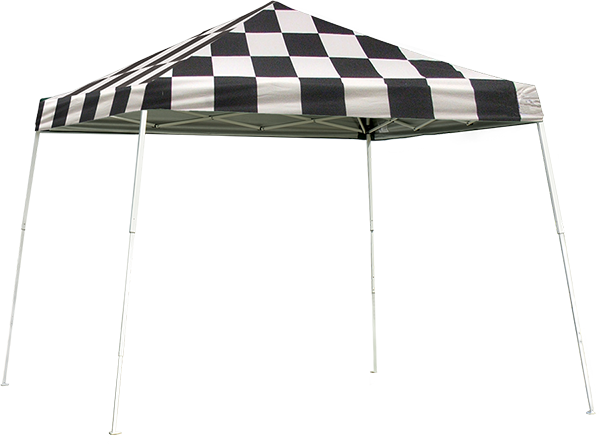 Checkered Flag Pop Up Canopy