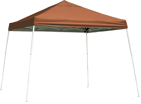 Terracotta Pop Up Canopy