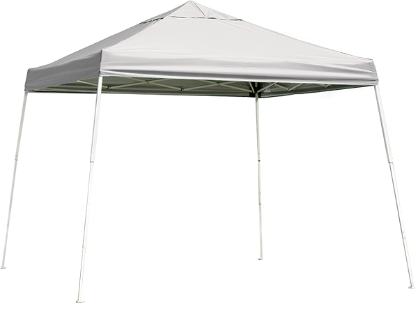 White Pop Up Canopy