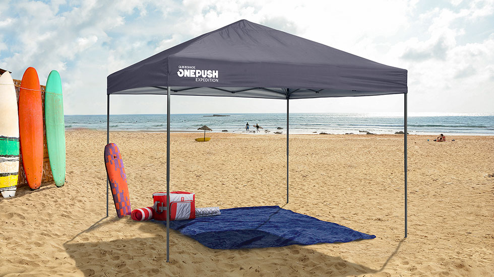 Expedition One Push Quik Shade Pop-Up
