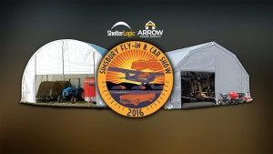 shelterlogic simsbury fly-in shelter tech sp series