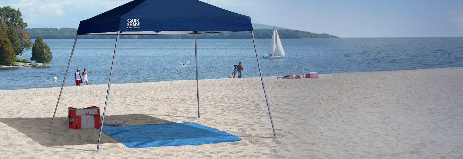 Quik Shade Pop-Up Canopies, Portable Chairs, and other great outdoor products!