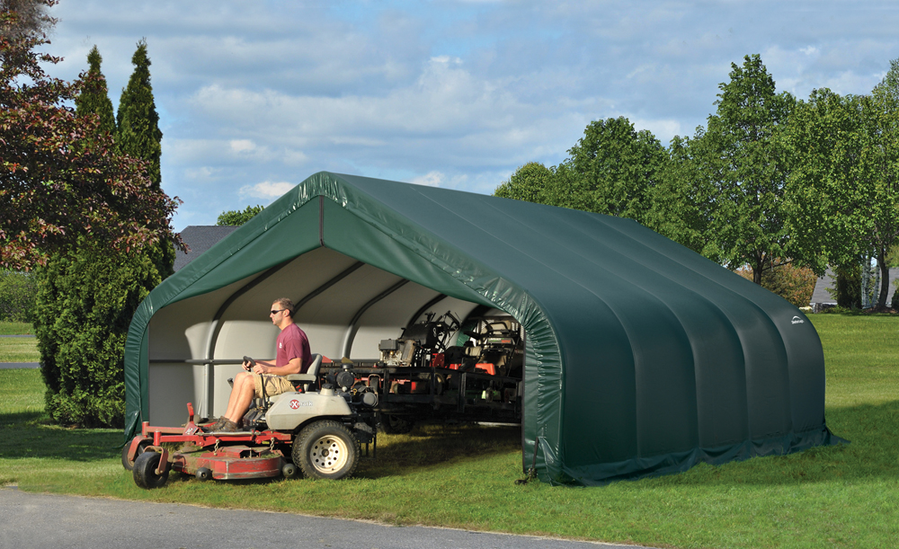 Need An Upgrade? Replace Your ShelterLogic Garage Cover