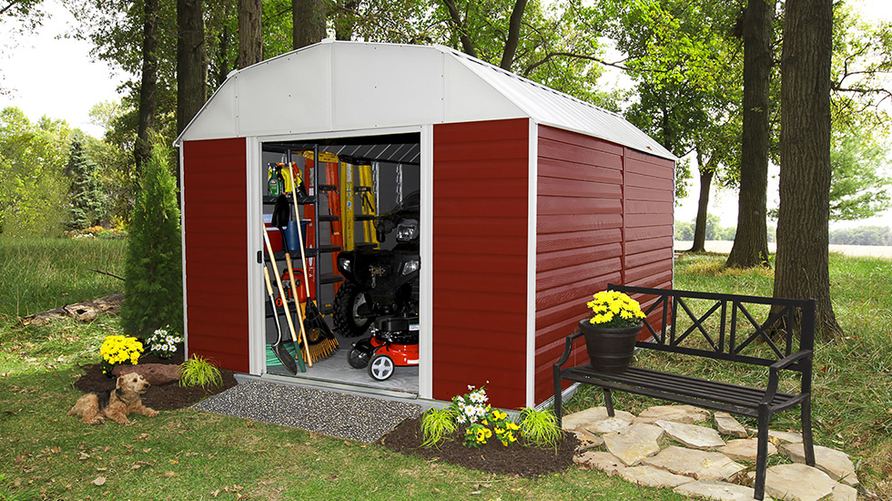 shed uses red barn shed