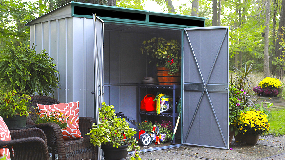 Arrow Steel Sheds