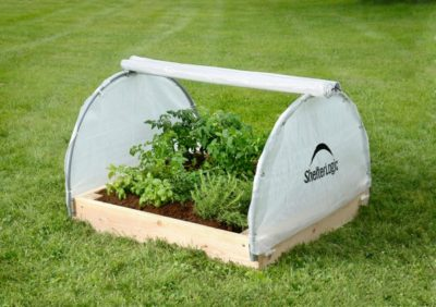 Raised Bed Greenhouse holiday gift guide