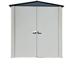 Spacemaker Patio Shed silo