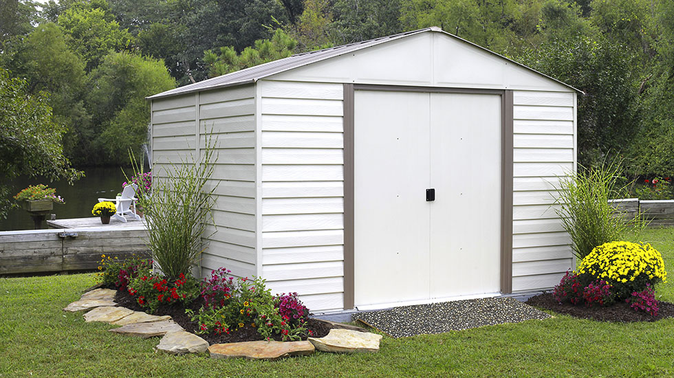 insulated sheds how to insulate a metal shed shelterlogic corp