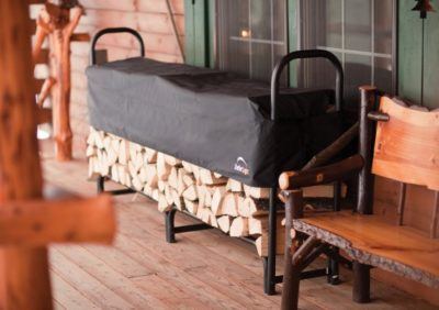 firewood rack holiday gift guide