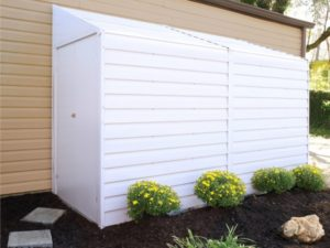 steel storage shed holiday gift guide