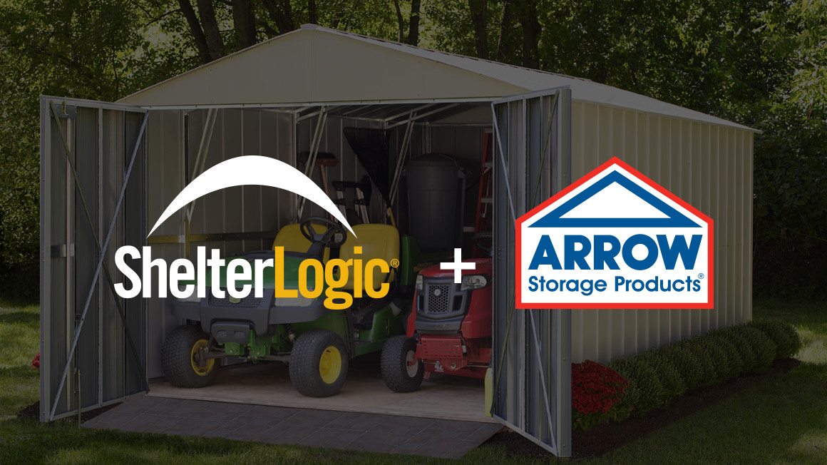 p product storage style l shelterlogic x green htm shelter w sheds round shed