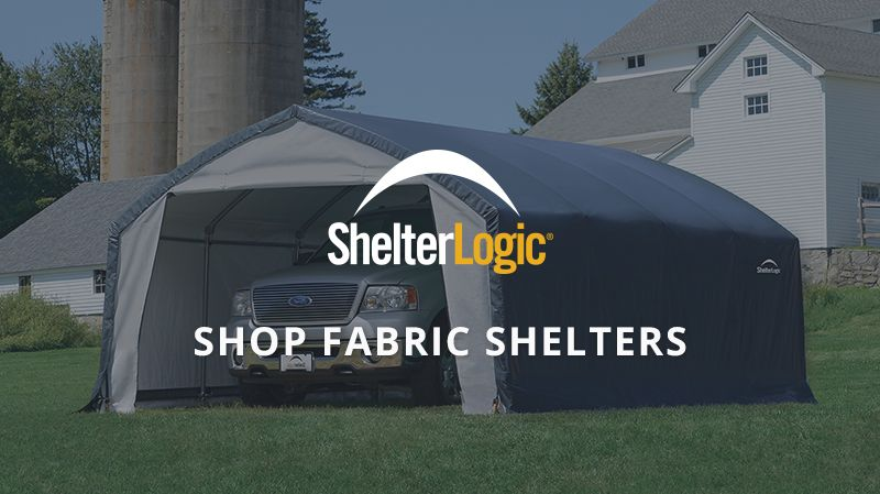 Shop Fabric Shelters