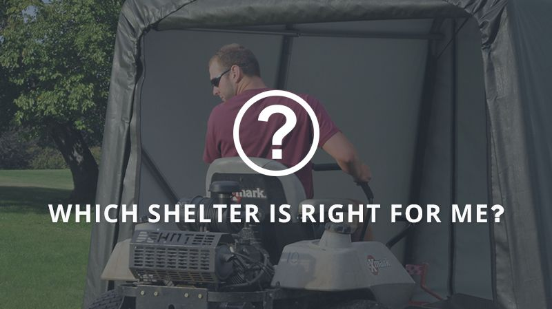 Which Shelter is Right for Me?